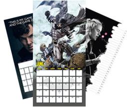 Kalendere  2019