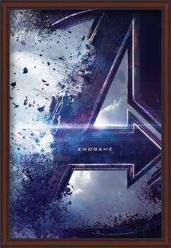 Indrammet plakat Avengers: Endgame - Teaser