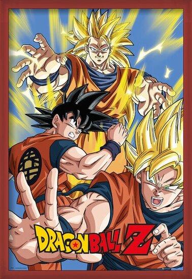 Dragon Ball Z - Goku Plakat