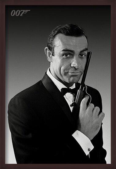 James Bond 007 - the name is bond Plakat