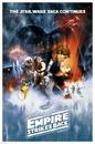 Star Wars Episode V: Imperiet slår igen - One sheet